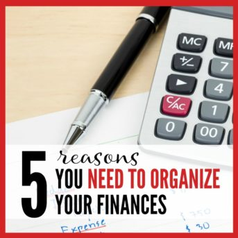 Getting organized is always a great goal, but it can go well beyond the rooms in your home. One of the most important areas of life that a lot of people overlook is organizing their finances. Having an organized financial system in place means more freedom and peace of mind, and it can be as easy as creating a budget and following a great plan. These tips and helpful printables are sure to get anyone on the path to financial peace.