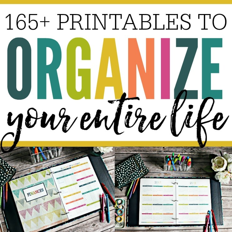 This Organized Life Binder Tour