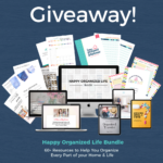 happy organized life bundle of ebooks ecourses expert interviews and printables